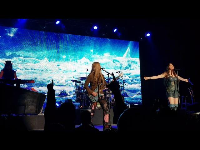 Nightwish - Elvenpath (Baltimore 2018)