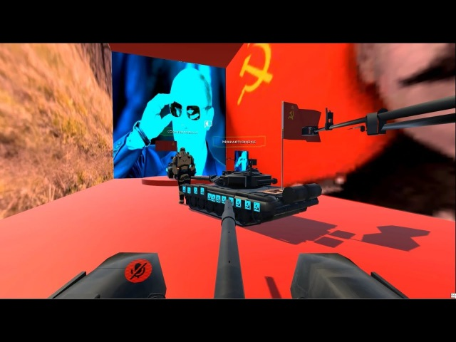 When Russia Invades VRchat!