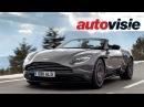 Aston Martin DB11 Volante 2018 Test Autovisie TV