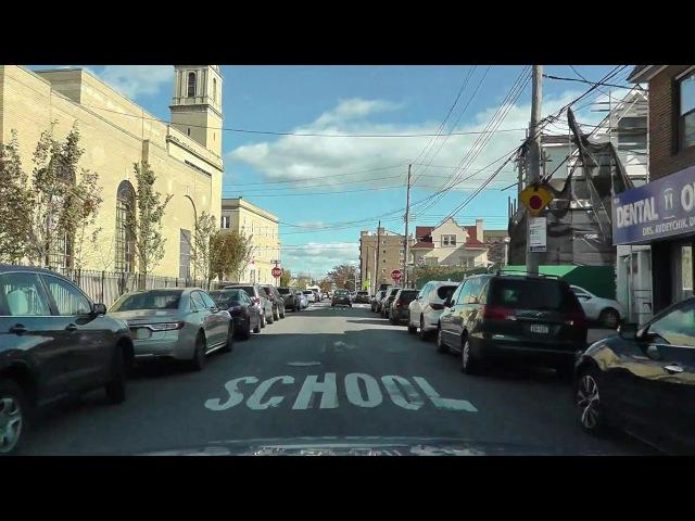 Удобство нумерации улиц в США, ученик за рулём и прочее ни о чём