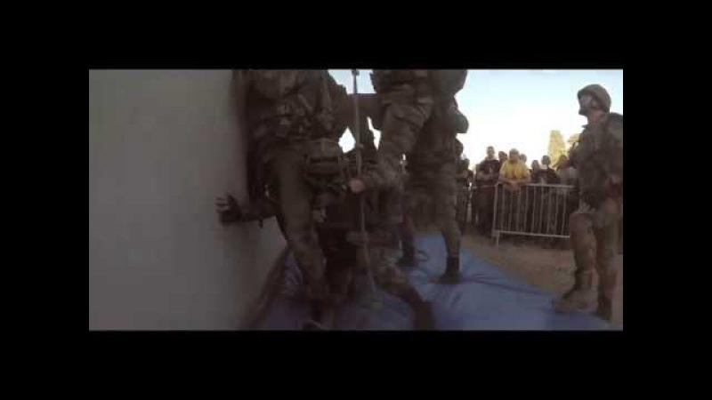 Légion étrangère 2 REP 3CIE PARCOURS PERFOR et TIR PAMAS