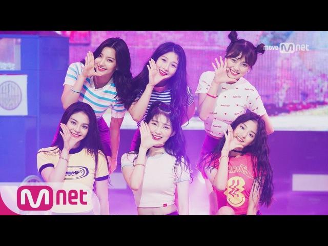 Idol School [8회]좋아해 아주 많이♥상큼 발랄 WEE WOO이새롬,이서연,조영주,김명지,박소