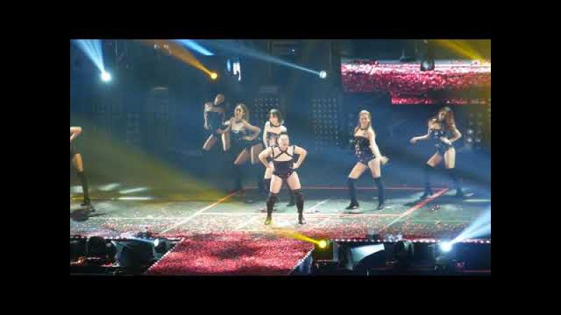 171222 싸이(PSY) 올나잇스탠드 2017(All Night Stand) 밤샘의 갓싸이 부산 - 가시나(Gashina) / 싱글레이디(Single La
