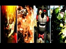 Five Nights at Freddys 6 All Animatronic Voices FNaF 6 OFFICIAL
