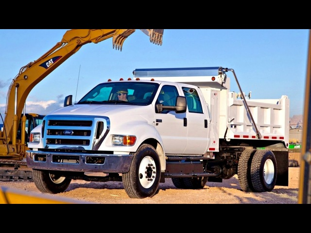 Ford F 650 Super Duty Crew Cab 2007 14
