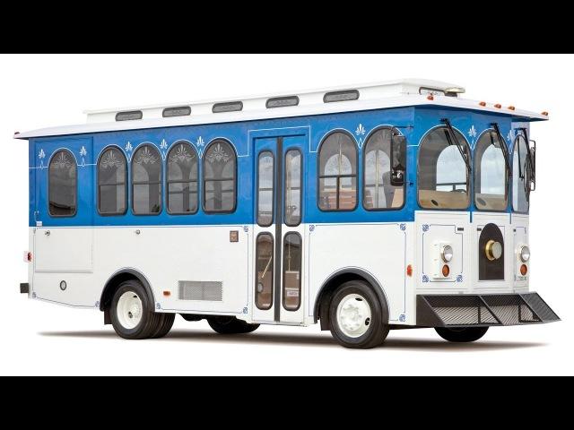 StarTrans Classic American Trolley 1982