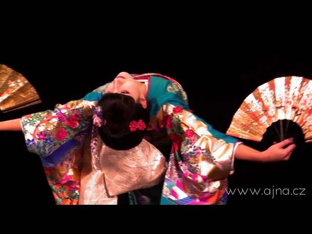 Japanese dance - Sakura Sakura by Ajna