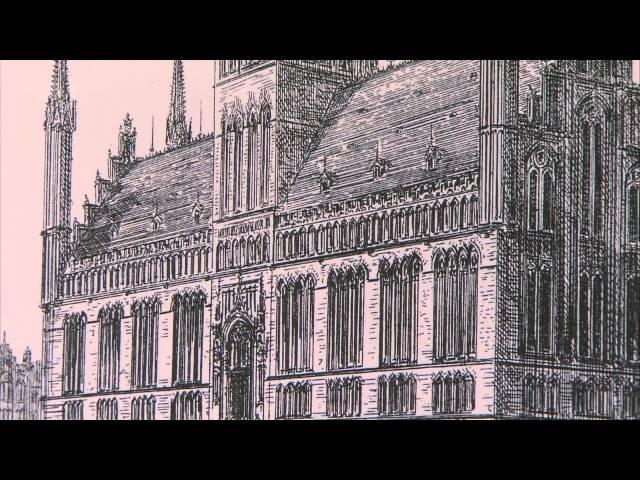 1/4 Pugin: God's Own Architect
