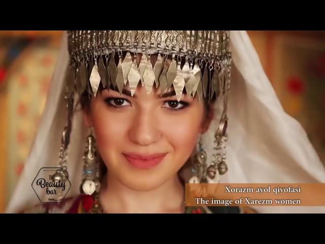 Образ узбекской женщины в 14 регионах Узбекистана