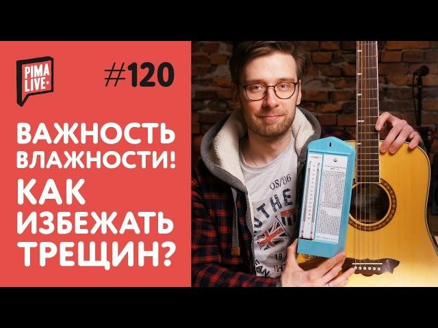 ВЛАЖНОСТЬ | Как правильно хранить гитару?