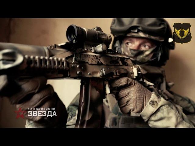 Боевая работа Сил специальных операций (ССО) в Пальмире