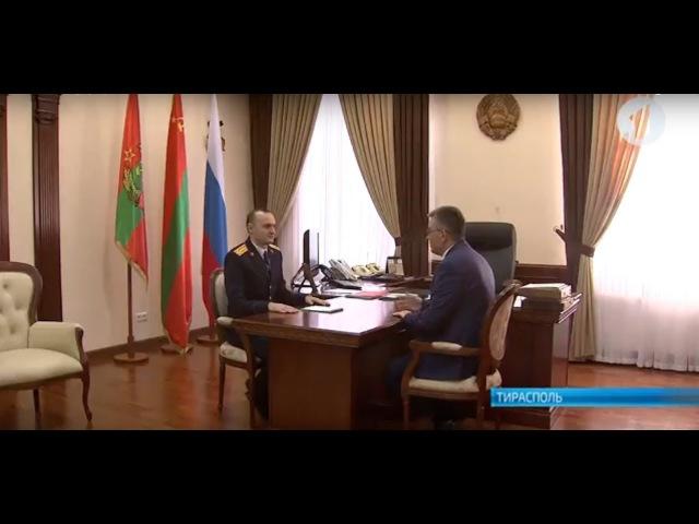 Председатель Следственного комитета рассказал Президенту о резонансных уголов...