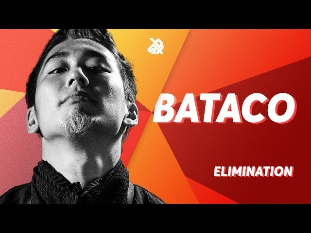 BATACO | Grand Beatbox SHOWCASE Battle 2018 | Elimination