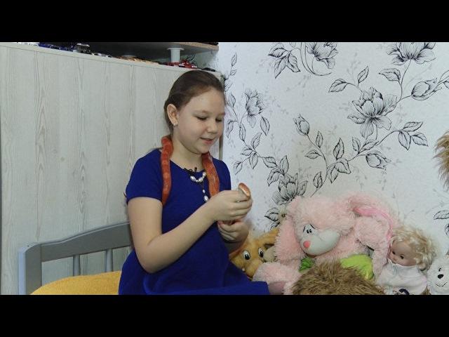 Змеи вместо кукол и игрушек – необычные друзья 9-летней девочки из Армавира