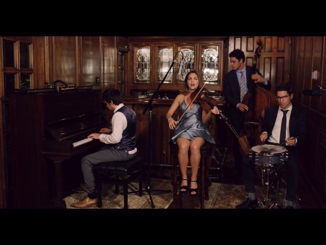 Rather Be - Vintage Western / Westworld Saloon - Style Clean Bandit Cover ft. Ada Pasternak