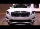 2019 Lincoln MKC Black Label - Exterior and Interior Walkaround - 2018 Detroit Auto Show