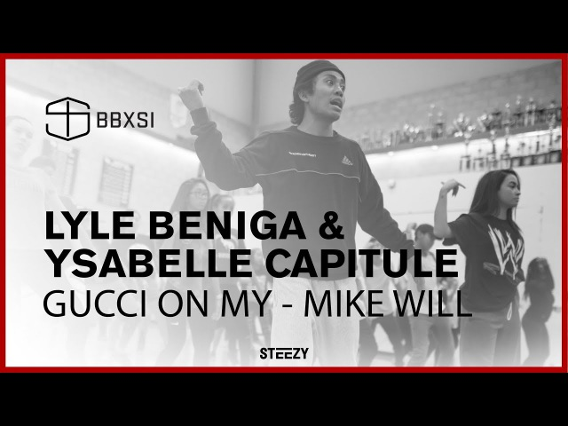 Lyle Beniga Ysabelle Capitule Gucci On My BB x SI 2017 Int Beg