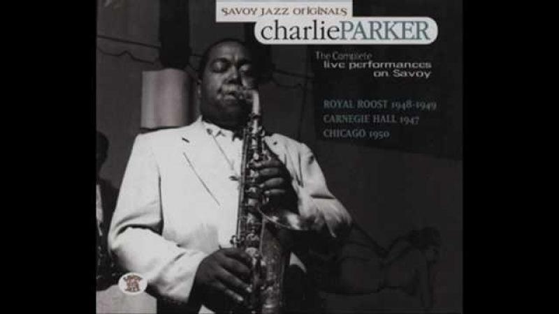 Groovin High - Charlie Parker, Dizzy Gillespie