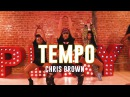 QUEENS N' LETTOS HEELS CLASS | TEMPO by CHRIS BROWN | CHOREOGRAPHY BY ALIYA JANELL