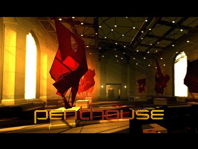 Deus Ex Human Revolution - Penthouse (1 Hour of in-game Music)