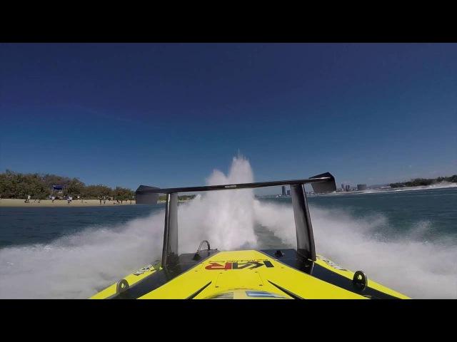 F1 Powerboat v GP Hydroplane