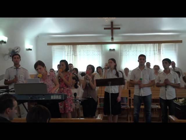 Дух Святой! Хочу быть с Тобой - Прославление на грузинском яз.