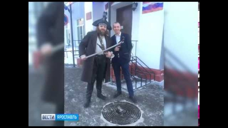 На выборах в Ярославле проголосовали медведь и Супермен