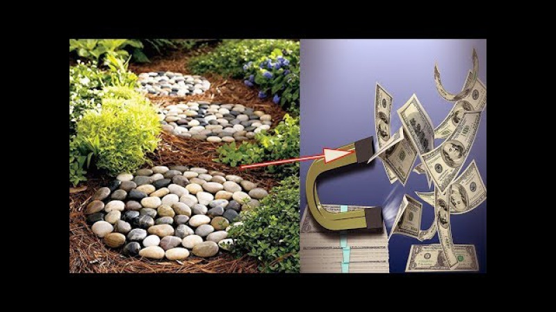 Top 10 Products for Best Feng Shui in Your Garden to attract money || MYSTERY 24H