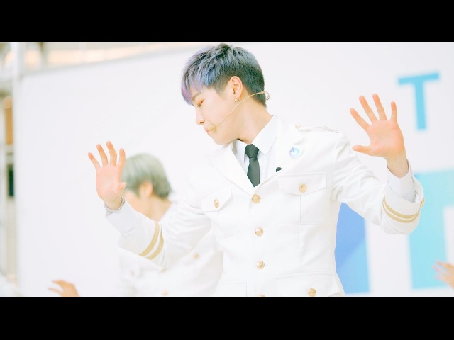 더 유닛 (THE UNIT) 유닛 B 경연곡 메들리 @180211 게릴라 영등포 [4k Fancam/직캠]