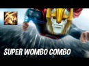 LoL Epic Moments 88 | SUPER WOMBO COMBO GALIO KENNEN