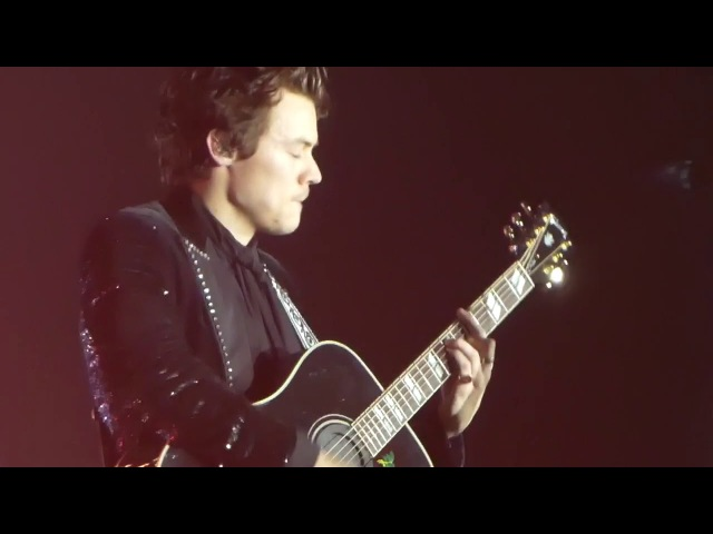 Harry Styles, Oh Anna, Basel, March 11 2018