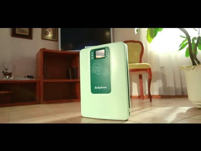 Ионизатор воздуха «Achelous» Winalite
