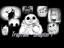 TrapTale Chapter 1 | ТрапТейл Глава 1 | Rus Dub Polli (Картавая Полли) | Undertale Comics