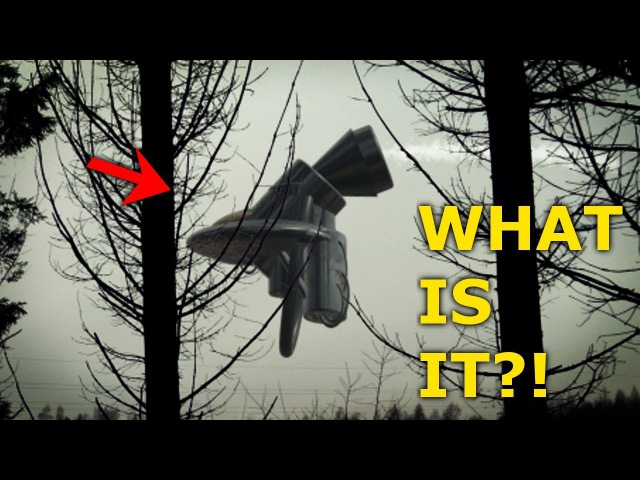 UNEXPECTED SMOKY UFO ALIEN SPACECRAFT 12th January 2018