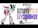 Toy Review: X2Toys XT-010 SkyCrusher (Sky Crusher)