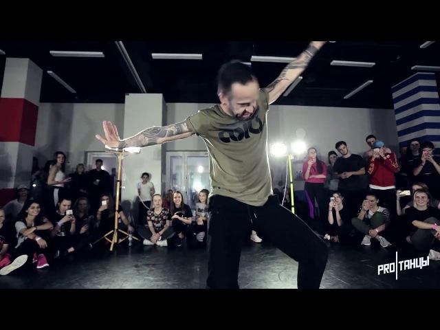 VITALY NINJA KLIMENKO: Vogue Presenter @ YOU CAN DANCE CAMP 2018