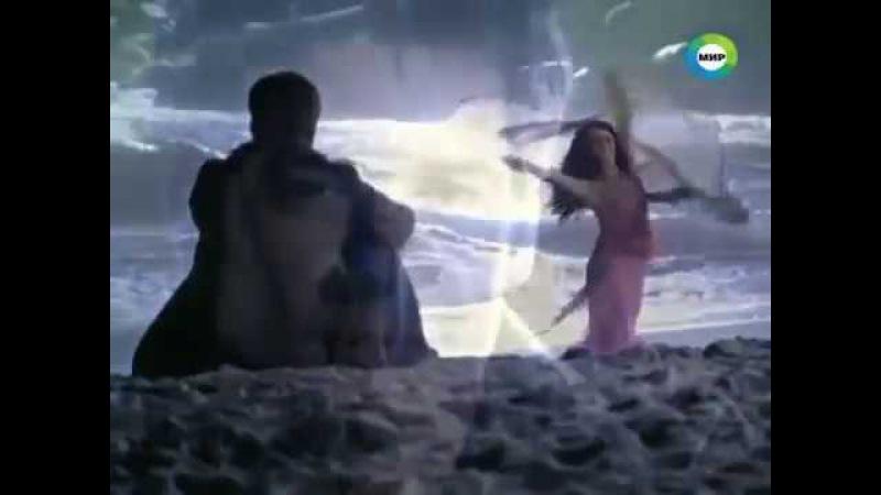 Драка Лукаса и Лео из-за Жади на пляже (Клон, 239 серия)