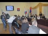 2017-10-12 Пресс-конференция А.Низовского на темы земли и преступности