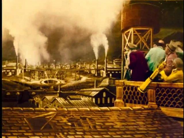 «Путешествие на Луну» | «Le Voyage dans la Lune» (1902) - русский язык, цветной