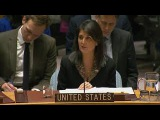 Nikki Haley vetoes UN resolution calling for withdrawal of Trump's Jerusalem recognition