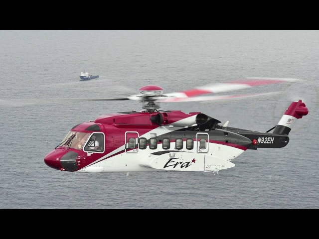 Sikorsky's S 92® Helicopter Fleet Surpasses One Million Flight Hours