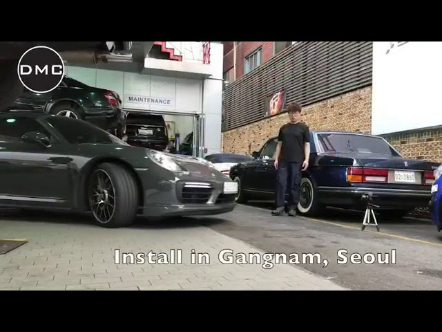 DMC EXOTİC CAR TUNİNG LİMİTED UPLOADED A VİDEO 13.11.2017