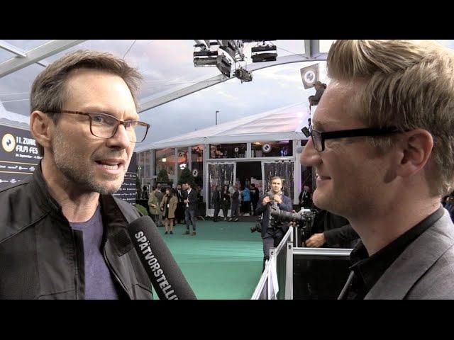 11. Zurich Film Festival: Christian Slater und Rami Malek präsentieren TV-Serie Mr. Robot