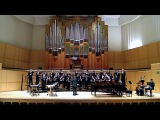 A Little Jazz Mass - Chilcott - University of Utah A Cappella Choir