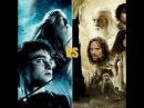 Властелин Колец против Гарри Поттера великая рэп битва