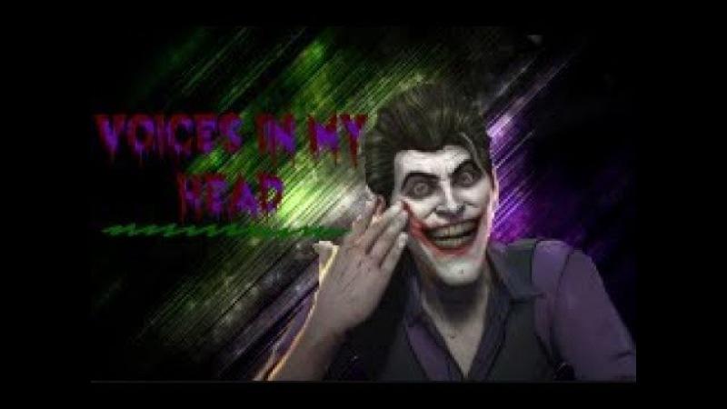 John Doe (Joker Telltale) ~ Voices In My Head