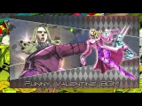 JoJo's Bizarre Adventure Eyes of Heaven OST - Funny Valentine Battle BGM