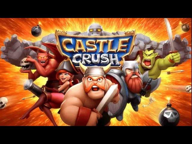 Играю в Castle Crush