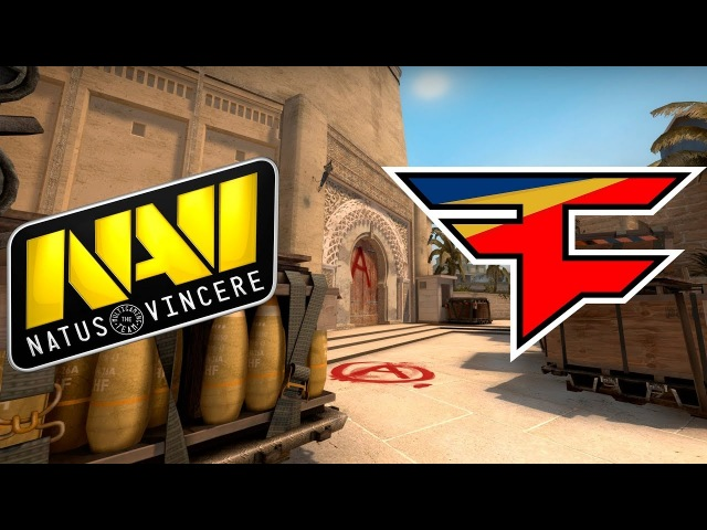 🔴 NaVi vs Faze @ 3 map de mirage 🏆 HIGHLIGHTS 🏆 StarSeries i League Season 4