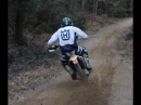 When a russian rider is late- Husqvarna te 300 full throttle